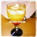 Mixed Drinks: Pineapple Upside Down Cake Drink Recipe