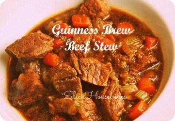 Guinness Brew Beef Stew Recipe