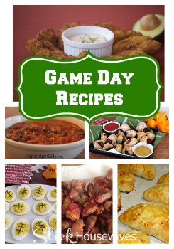 Football Food Recipes
