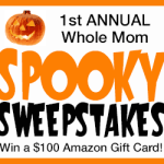 $100 Amazon Gift Card Giveaway From Whole Mom