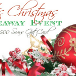 Christmas Giveaway Event: $500 Sears Gift Card