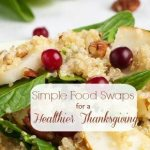 Simple Food Swaps for a Healthier Thanksgiving