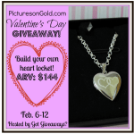 Valentine's Day Giveaway: Win a Heart Locket {Ends Feb 12}