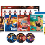 Hip Hop Abs Workout Bonus DVD Set just $27.94!
