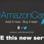 How to Use Amazon Cart on Twitter #AmazonCart #cbias #shop