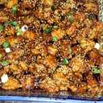 Baked Honey Sesame Chicken Recipe