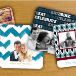 Customized Coasters ONLY $5 plus Shipping {Great Gift Idea!}