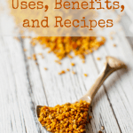 Bee Pollen for Energy, Weight Loss and Depression