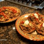 Smokehouse Dry Rub Smoked Pork Tortillas Recipe