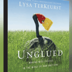 FREE Audiobook: Unglued by Lysa TerKeurst