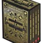 Amazon: Minecraft: The Complete Handbook Collection $19.18