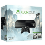 XBOX ONE Console with Assassin's Creed Unity & Black Flag $279.99 Shipped After $70 Amazon Credit