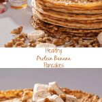 Healthy Protein Banana Pancakes Recipe