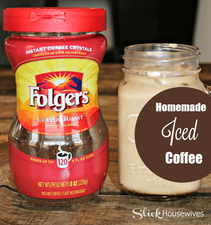 homemade instant coffee recipe