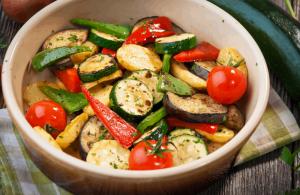 Healthy Mediterranean Vegetables