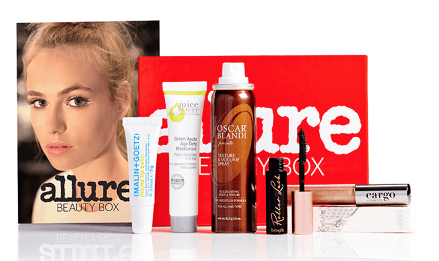 Allure Cyber Monday Box Subscription