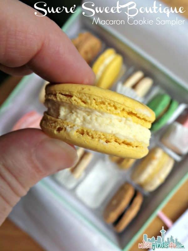 Sucre Louisiana Macarons