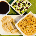 Hassle Free Dinner Time with Ling Ling Chicken Yakisoba Noodles