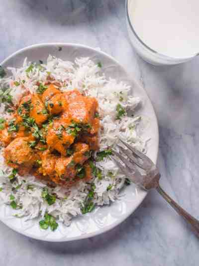 Instant Pot Curry Chicken Recipe