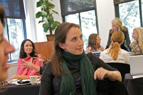 Johanna by jdlasica. Johanna Werther, product marketing manager for admob.