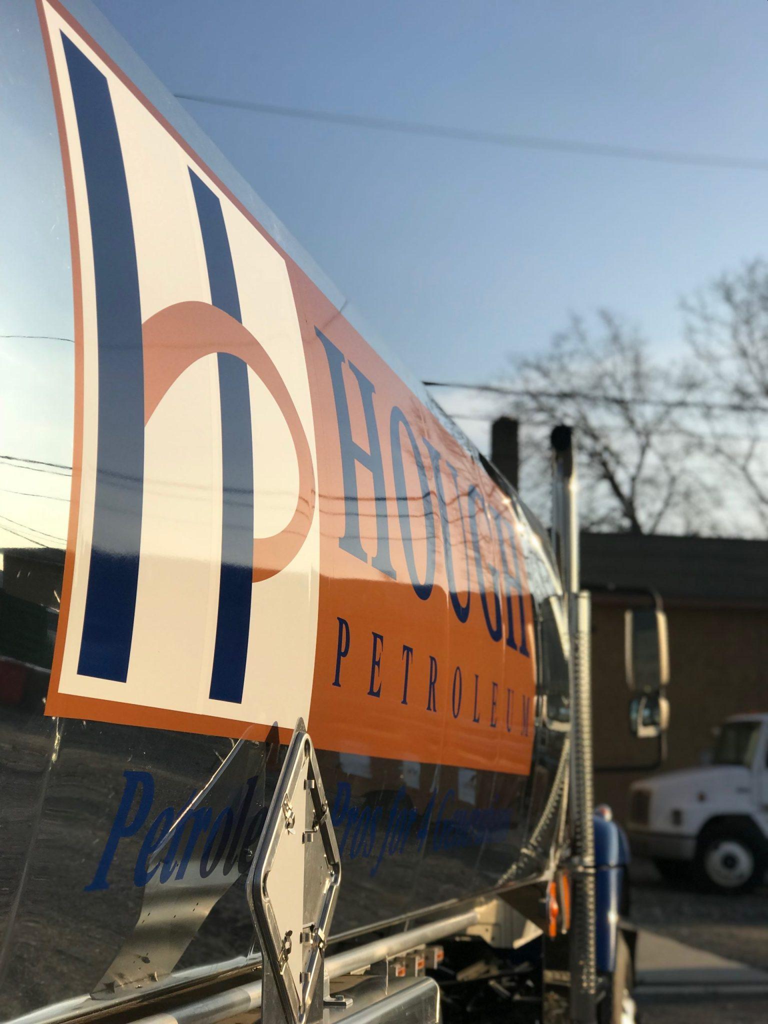 fuel tanker peterbilt wraps