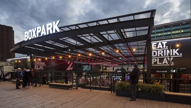 Boxpark-Croydon