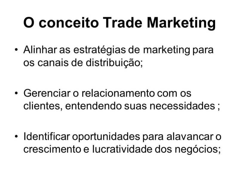"""Resultado de imagem para """"trade marketing"""""""