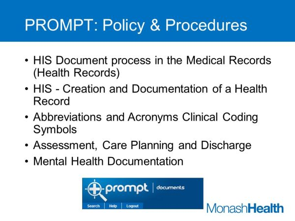 """Documentation """"If it's not documented, it didn't happen ..."""