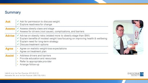 3 Steps to Successful Obesity Management - ppt download