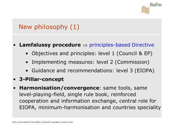 Basic notions of Solvency II ___________________ EU-TAIEX ...