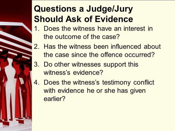 Chapter 6 Trial Procedures. - ppt download