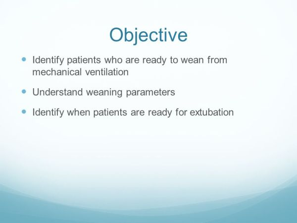 Weaning From Mechanical Ventilation - ppt video online ...