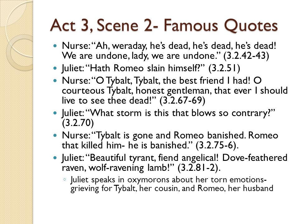 Image Result For Romeo And Juliet Act Scene Quotes Explained