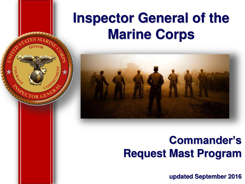 Usmc Request Mast Form