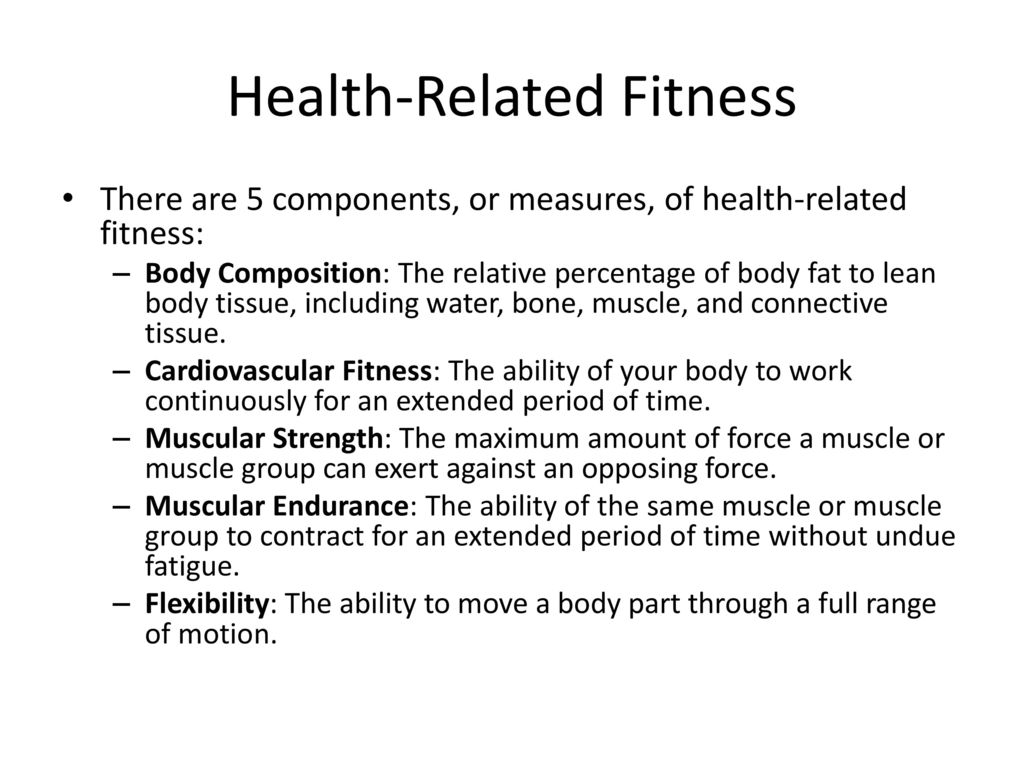 Power Point 2 Designing A Personal Fitness Program Amp
