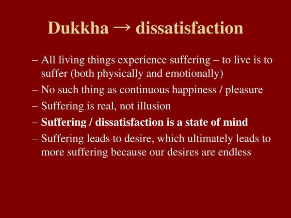 Buddhism's Basic Beliefs - ppt download