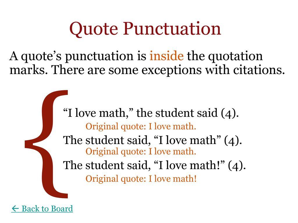 Quotation Marks Latex Mac