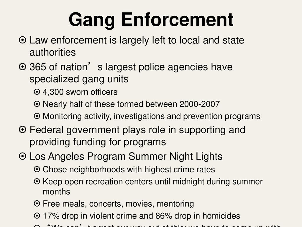 Criminology B Crimes In The United States