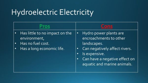The Pros and Cons of Electricity - ppt video online download
