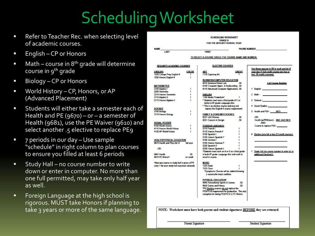 High School History Reading Worksheet Printable
