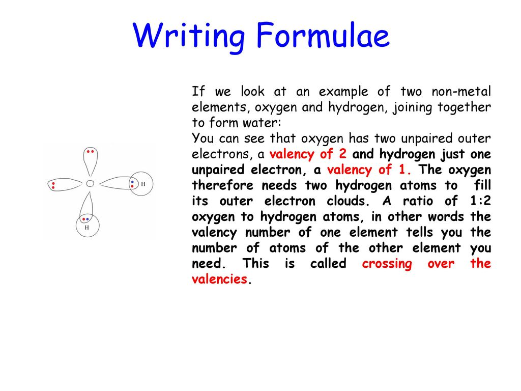 S4 Chemistry The Mole Revision