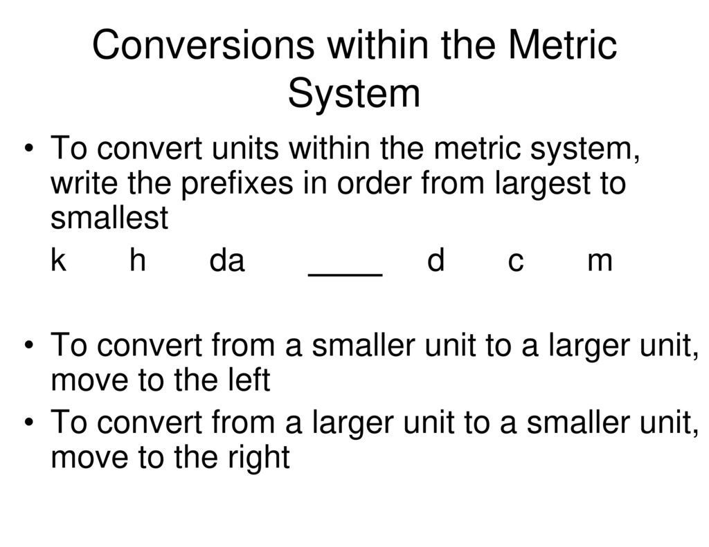 Metric System Worksheet Finding The Greatest Common Factor Worksheets