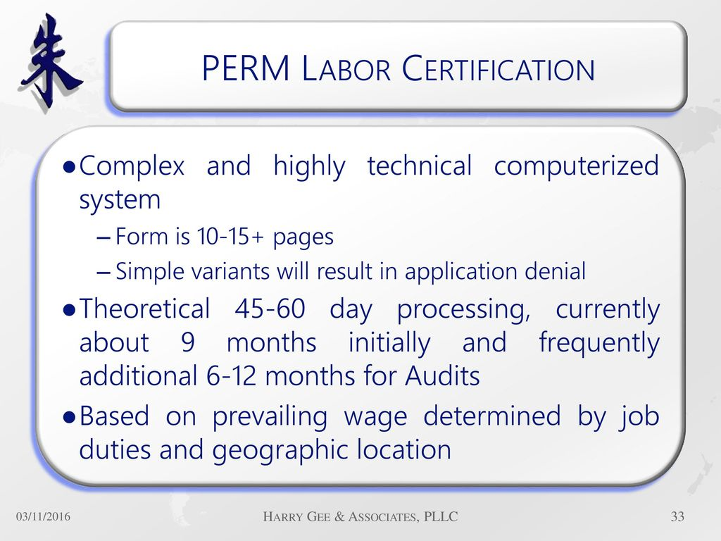 Green Card Perm Processing Time Icert Billingss