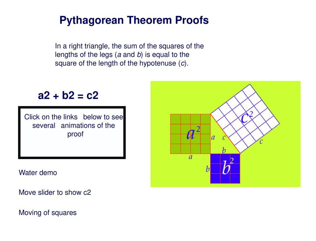 Pythagorean Theorem Worksheet Missing Lengths