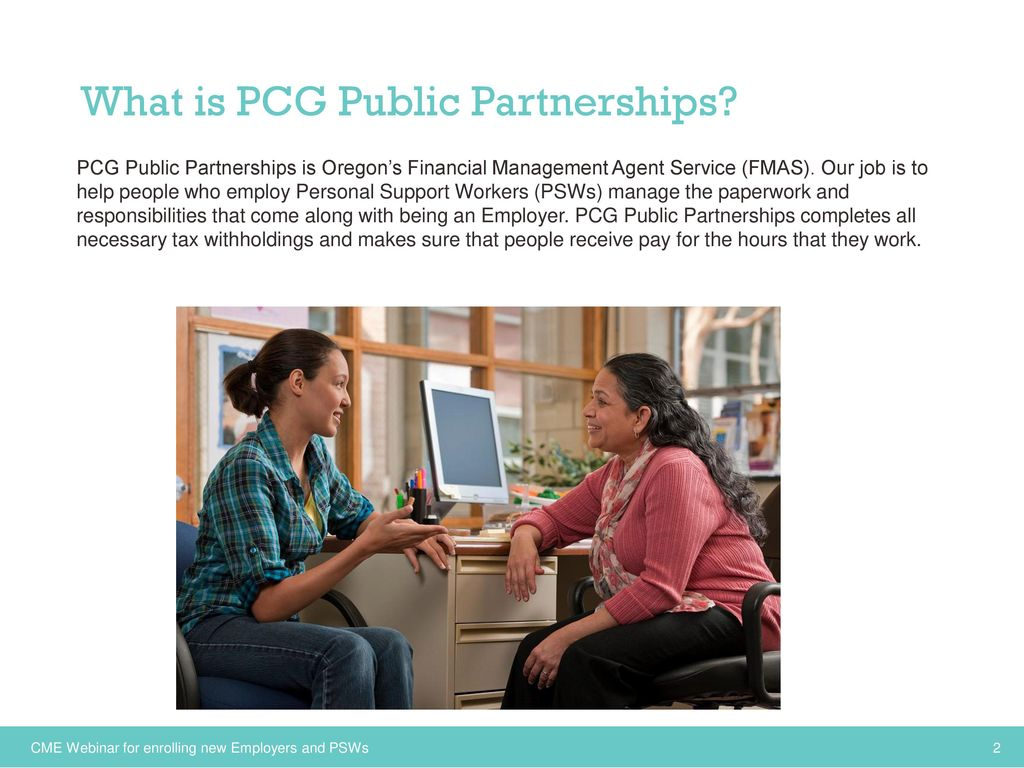 What is PCG Public Partnerships    ppt download What is PCG Public Partnerships