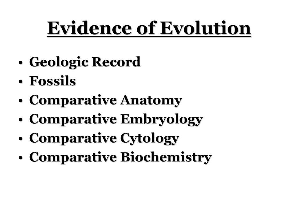 Beste Evidence Of Evolution Comparative Anatomy Ideen - Anatomie ...