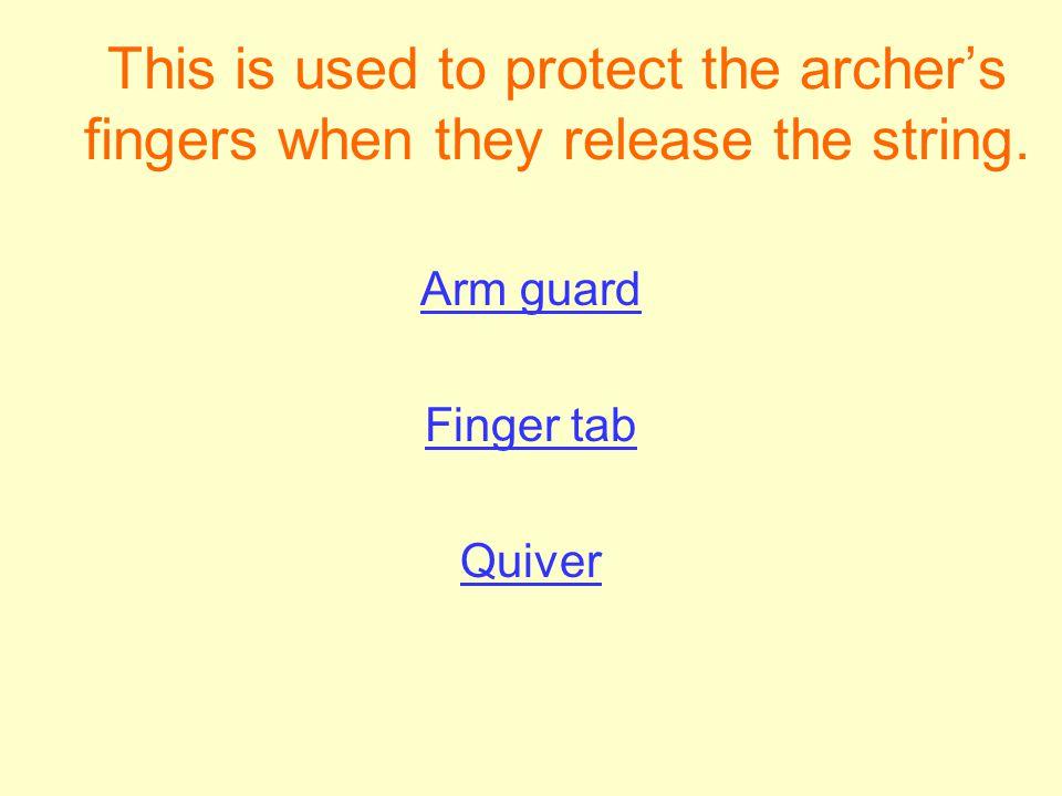 Archery Forearm Guard