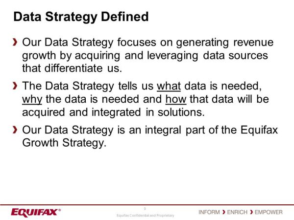 Developing and Executing a Global Data Strategy March 16 ...
