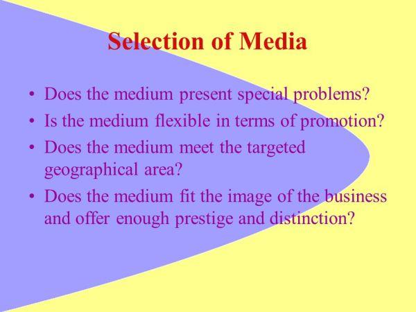 Promotion Advertising Media Visual Merchandising Written ...