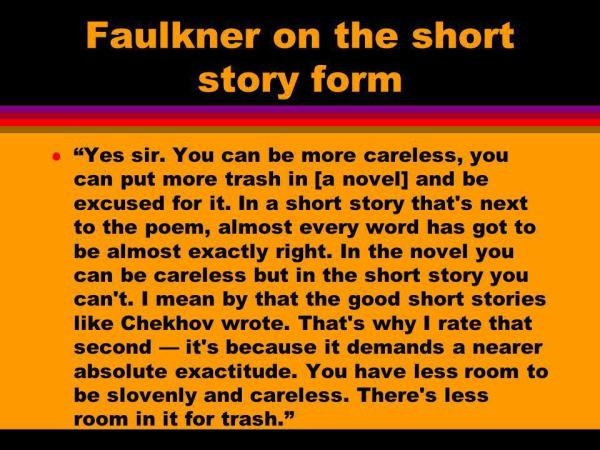 Introduction to Faulkner - ppt video online download